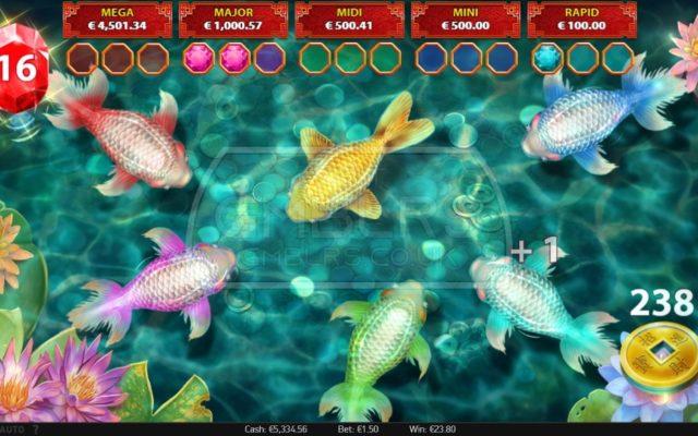 NetEnt Imperial Riches Jackpot Bonus Game (1024×576)