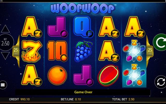 Woop Woop Screenshot