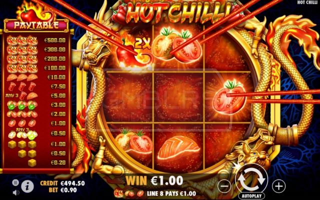 Pragmatic Play-Hot Chilli Wild Pay