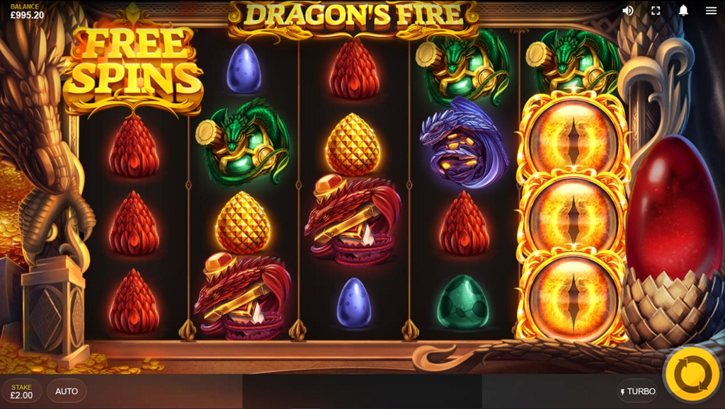 Dragons fire red tiger casino slots Elmalı