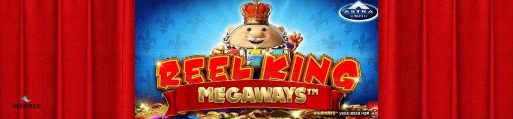 Daily free spins - Reel King Megaways
