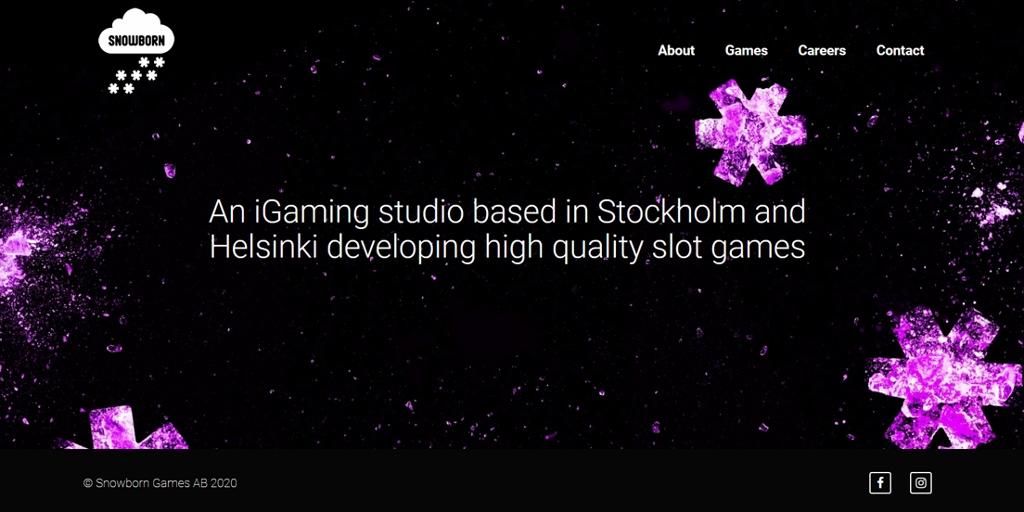 Snowborn Games Screenshot
